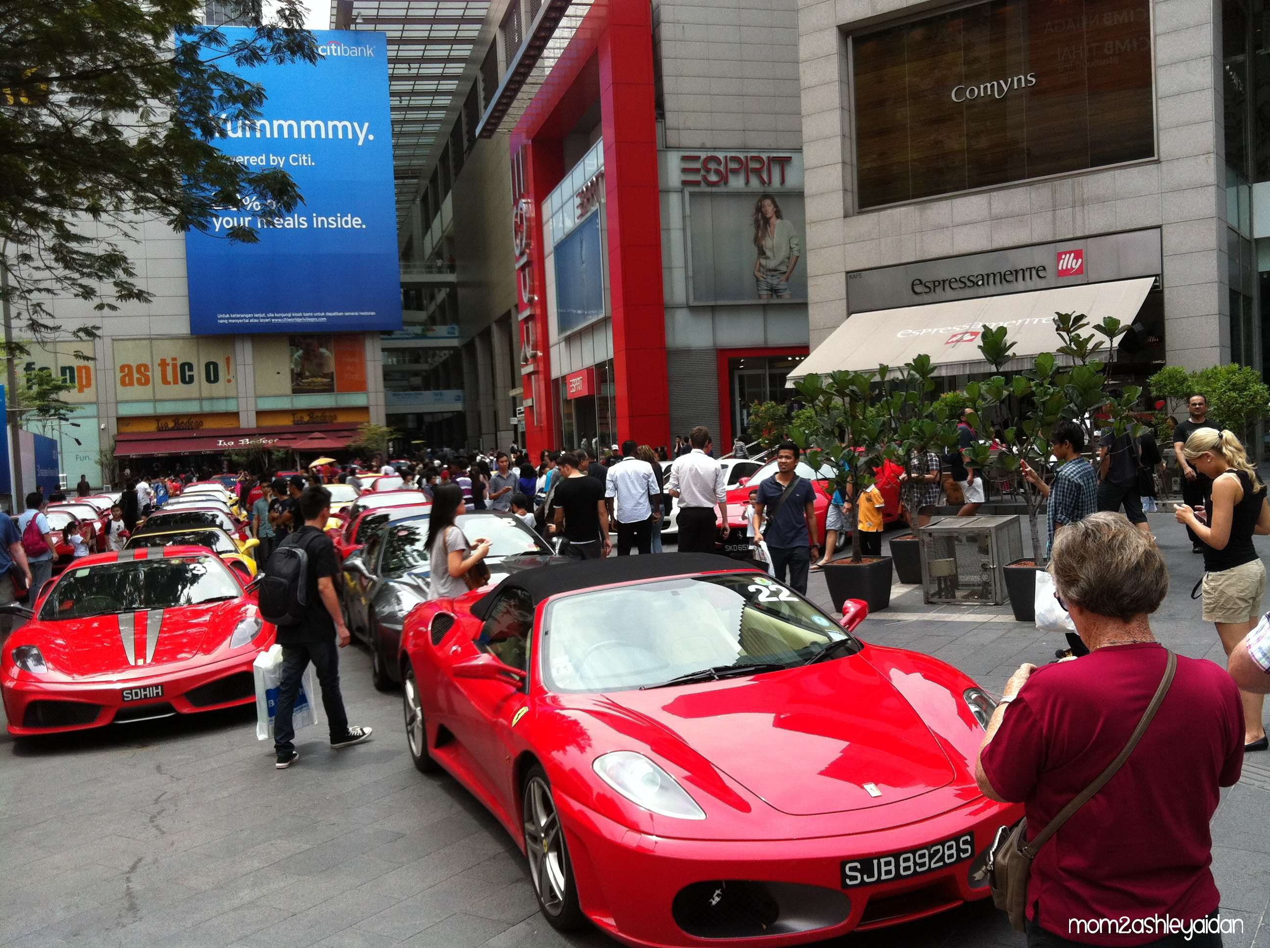 ferrari groupon category there katie abroad travel went hollywood