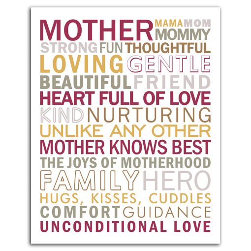 photograph relating to Mom Printables named Friday Unearths : No cost Printables Wall Artwork and Acquire Ready