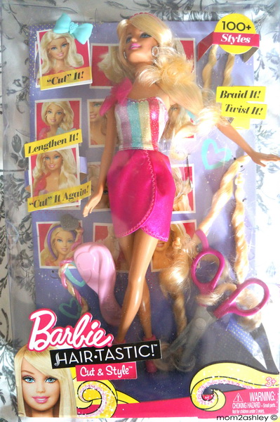 Closed Giveaway Contest Barbie Hairtastic Cut Style Musings